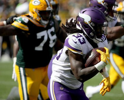 Vikings' Dalvin Cook Ranked As Top 10 Running Back In NFL