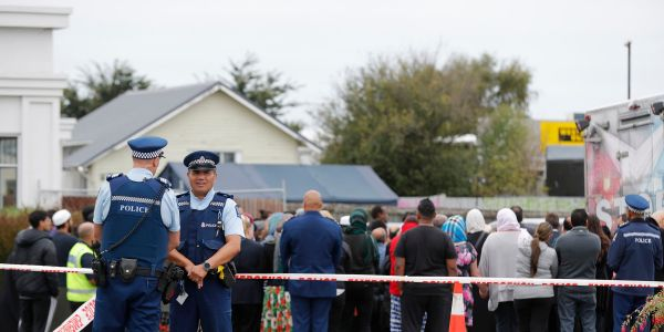The New Zealand shooter botched his 2nd mosque attack by going to the wrong side, which let dozens of people escape, survivor says