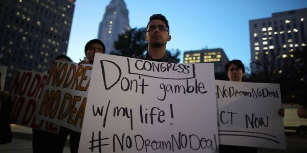The Supreme Court is hearing arguments over the fate of 700,000 'Dreamers'. Here's everything you need to know about the DACA program hanging in limbo