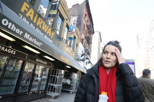 Freaked-out Fairway shoppers are hoarding groceries