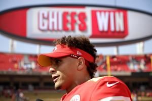 Chiefs' Mahomes continues to evolve as an NFL quarterback