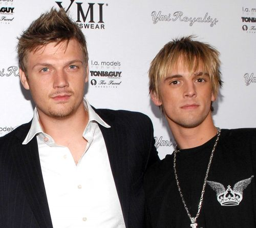 Nick Carter confirms restraining order against younger brother, Aaron Carter