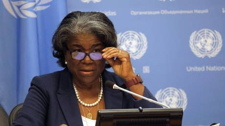 Biden's UN ambassador slammed for declaring white supremacy 'weaved' into US 'founding documents and principles'