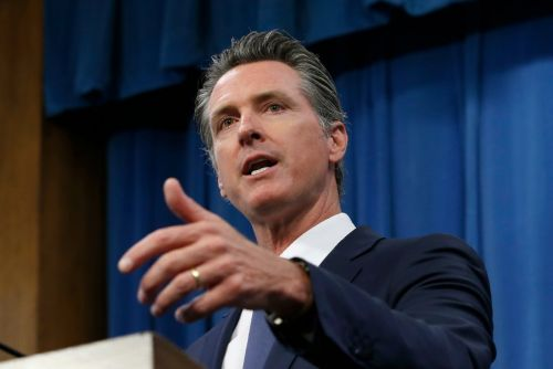 Newsom: California taking precautions for 'whatever may occur' after polls close