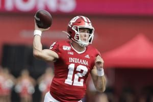 Hoosiers, Ramsey bounce back with 38-3 blowout over UConn