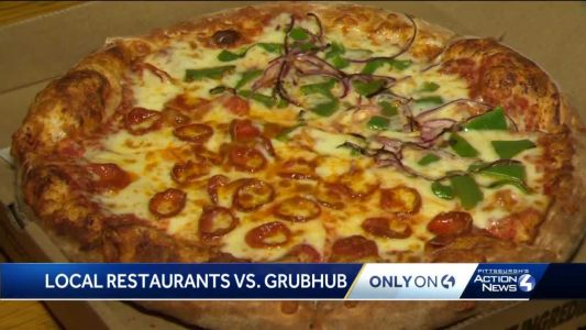 Grubhub in hot water with local businesses for alleged unethical business practices