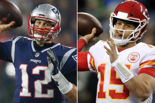 Chiefs on a mission in AFC title showdown versus Patriots