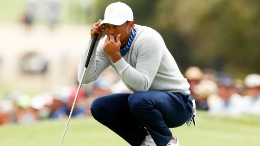 Presidents Cup 2019: Tiger skipping four-ball as Thomas, Fowler team up
