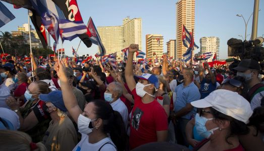 U.S. imposes new Cuba sanctions over human rights abuses