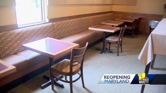 Big weekend for Baltimore, but restaurants hit hard by pandemic