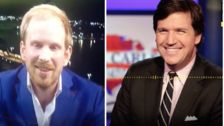 Tucker Carlson Apparently Tells Historian To 'Go F**k' Himself In Spiked Fox News Interview