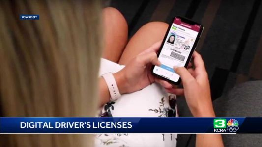 California lawmaker eyes plan to digitize your driver's license