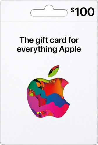 Buy an Apple gift card and get $20 to spend at Best Buy for free