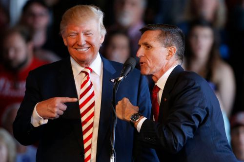 Trump mulling pardon for former national security adviser Michael Flynn