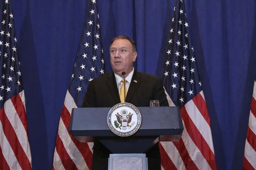 Mike Pompeo declines to be pinned down on Ukraine probe