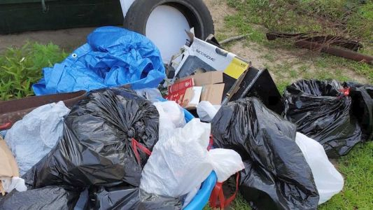 More people, more trash: Why people are having to clean up outdoor attractions