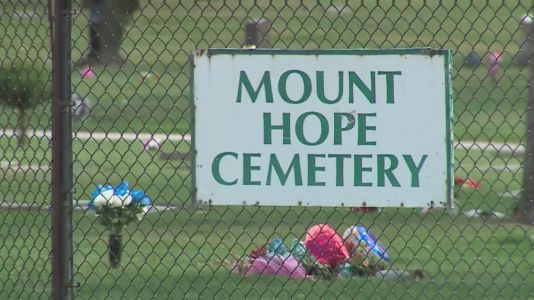 Search for gunman underway after man shot during funeral at South Side cemetery