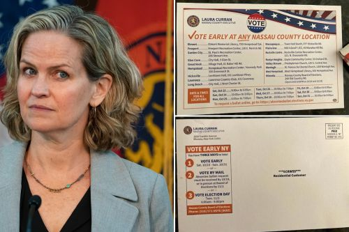 Republicans hit Nassau County Executive LauraCurran on mass mailers