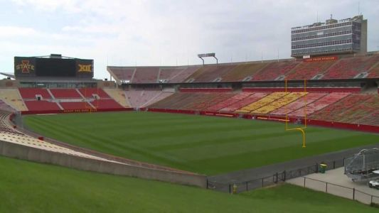 Iowa State athletic finances improving; new projects planned