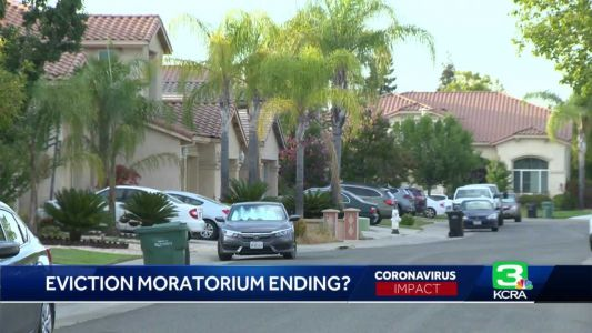 Lawmakers in negotiations as deadline for eviction moratorium looms