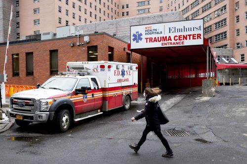 New York's COVID-19 cases, hospitalization keep falling