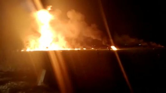 At least 20 people killed, dozens injured in gasoline pipeline explosion in Mexico