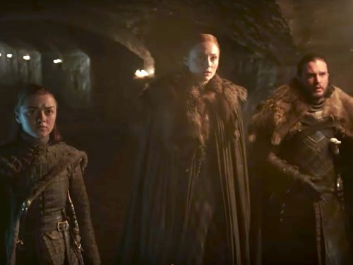 The final season of 'Game of Thrones' has an exact premiere date at last - watch the new teaser here