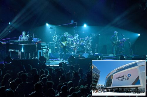 Phish fan dies after falling during concert at Chase Center in San Francisco