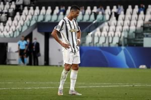 Ronaldo nets 2 but Juventus knocked out of Champs Lg by Lyon
