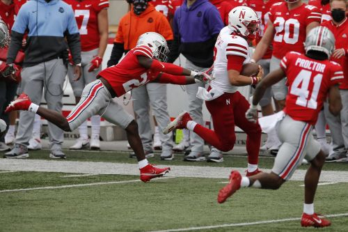 Fields, No. 5 Ohio State run away from Huskers in opener, 52-17
