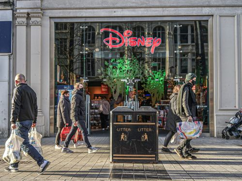 Disney plans to close at least 60 stores across North America in 2021