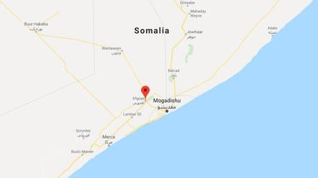 Turkish contractors injured in car bomb attack in town near Somali capital - reports
