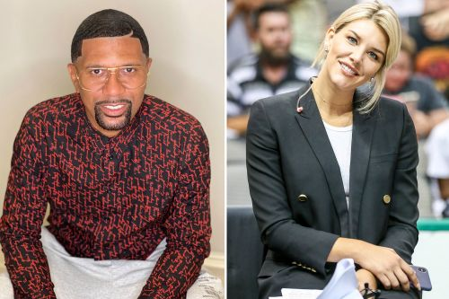 Charissa Thompson opens up to Jalen Rose about overcoming painful incident