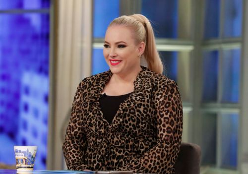 Meghan McCain gives birth to first child, gives her patriotic name