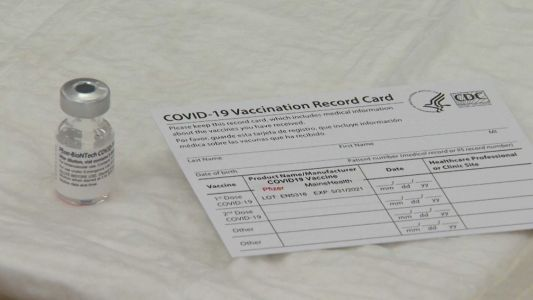 No appointment necessary: COVID-19 vaccines offered to walk-ups in Boston