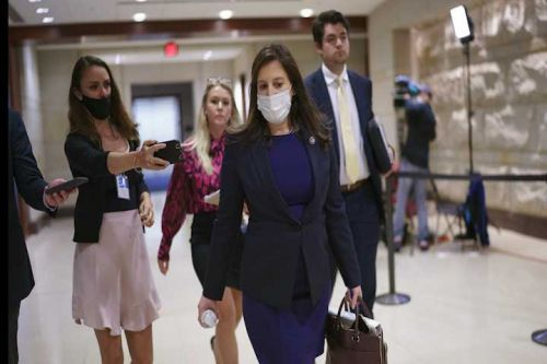 Hoping for unity, GOP expected to put Stefanik in top House post after ousting Cheney