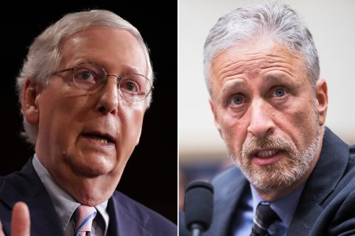 McConnell fires back at Jon Stewart over 9/11 victims fund