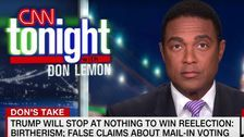 Don Lemon Cuts To The Chase On Donald Trump: 'This Man Is So Full Of It, Y'all'