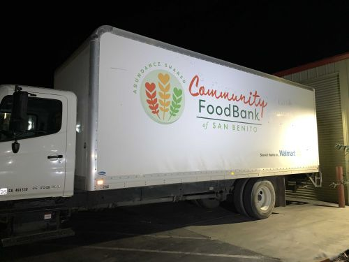 Local food banks struggle to meet high demand in community