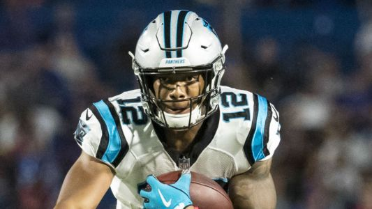 Panthers' D.J. Moore cited for going 113 in 65 mph zone