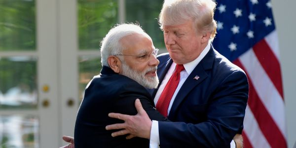 India is replaying Trump's favorite strategy by accusing the media of fake news in Kashmir, where it cut off the internet and tried to silence journalists