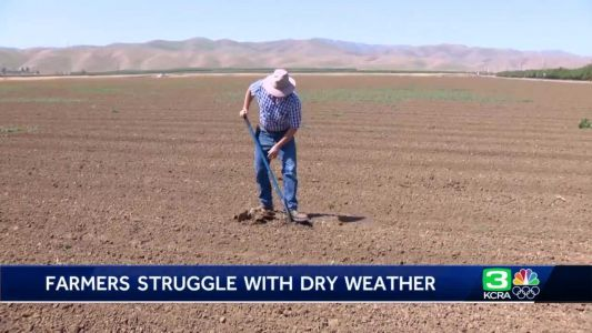 Gov. Newsom expands drought emergency to San Benito County