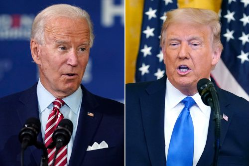 Trump and Biden are locked in close races in Arizona, Florida, polls show