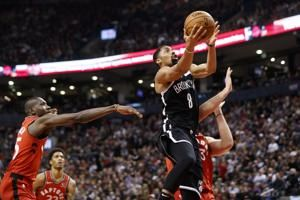 Siakam scores 30 points, Raptors beat Nets to snap home skid