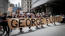 Minnesota Files Civil Rights Charge Against Police In George Floyd's Death
