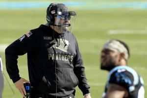 Panthers coaching staff deserves blame after loss to Vikings