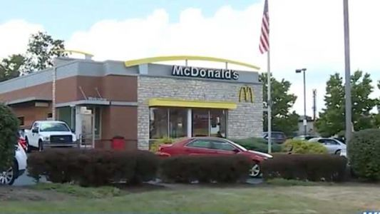 Woman says she was smashed in face over incorrect McDonalds' food order