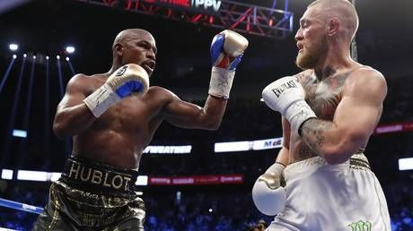 'Mayweather vs McGregor 2': Boxing icon Floyd Mayweather Jr teases rematch moments after stunning Conor McGregor win at UFC 246