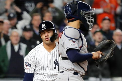 Winter is suddenly calling the running-on-fumes Yankees