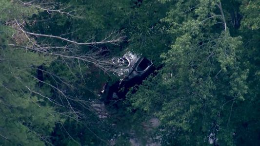 Woman killed after crashing car into river along Route 3